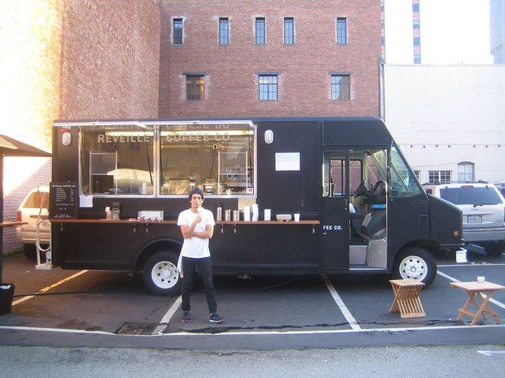 Reveille Coffee Truck