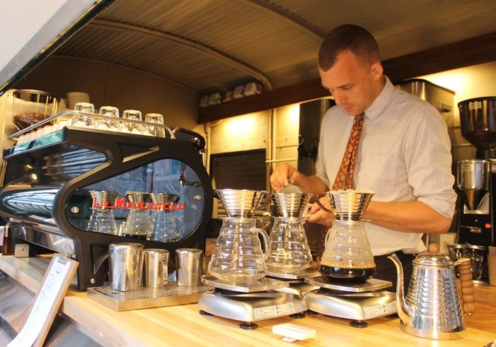 intelligentsia coffee truck
