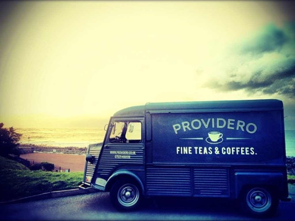 The Providero Tea & Coffee House