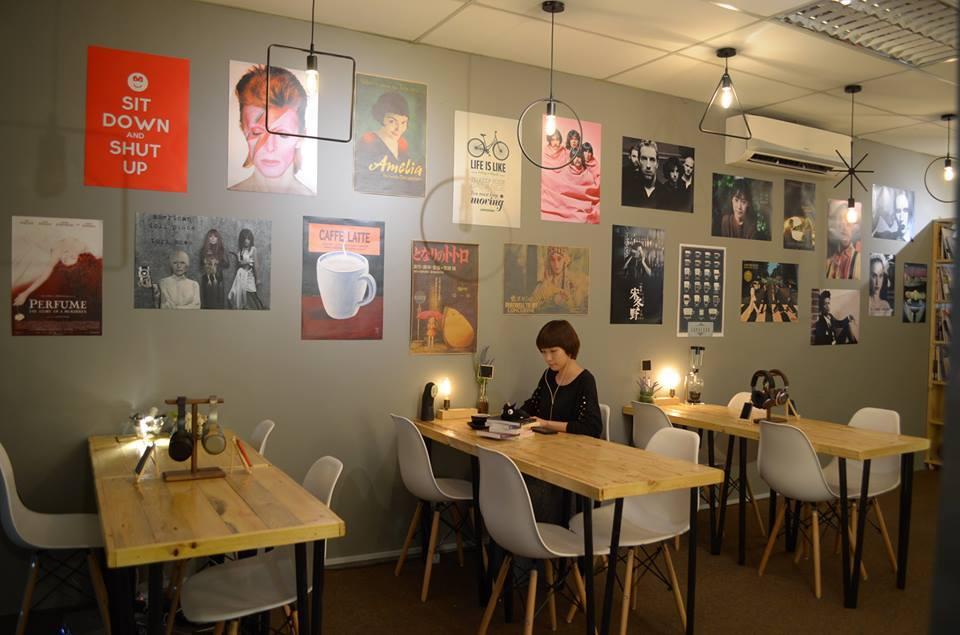 Stars Picker Audio Cafe, Kota Damansara