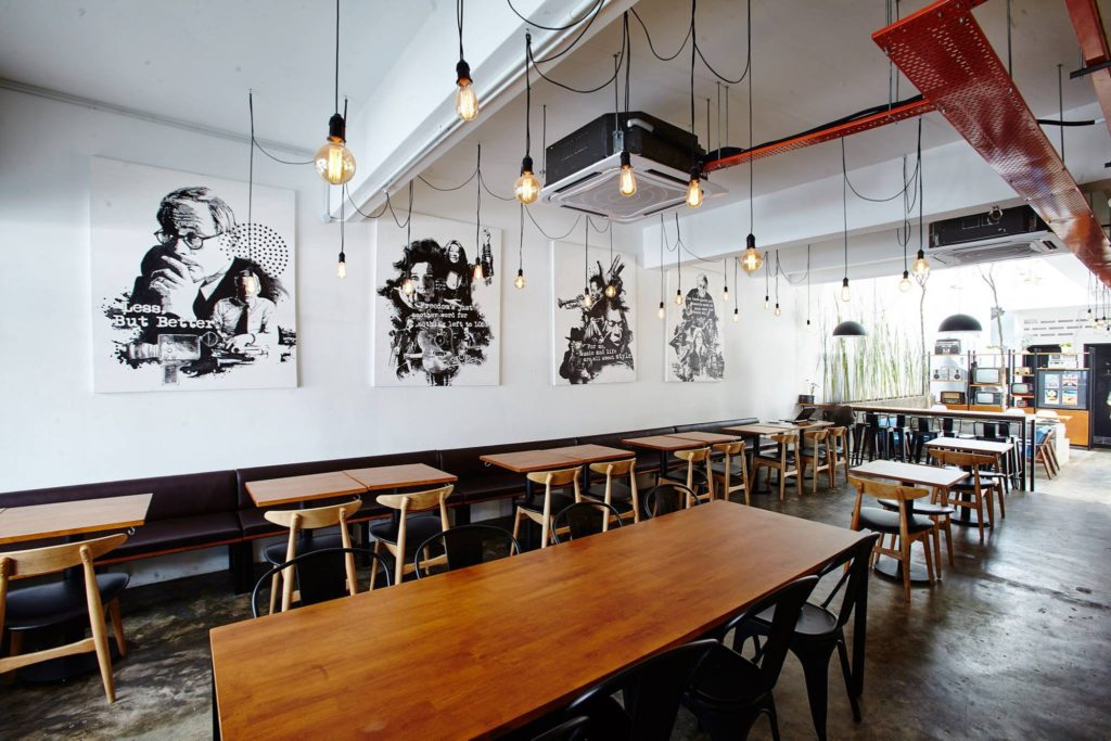 Tujoh Cafe, Section 17 Petaling Jaya