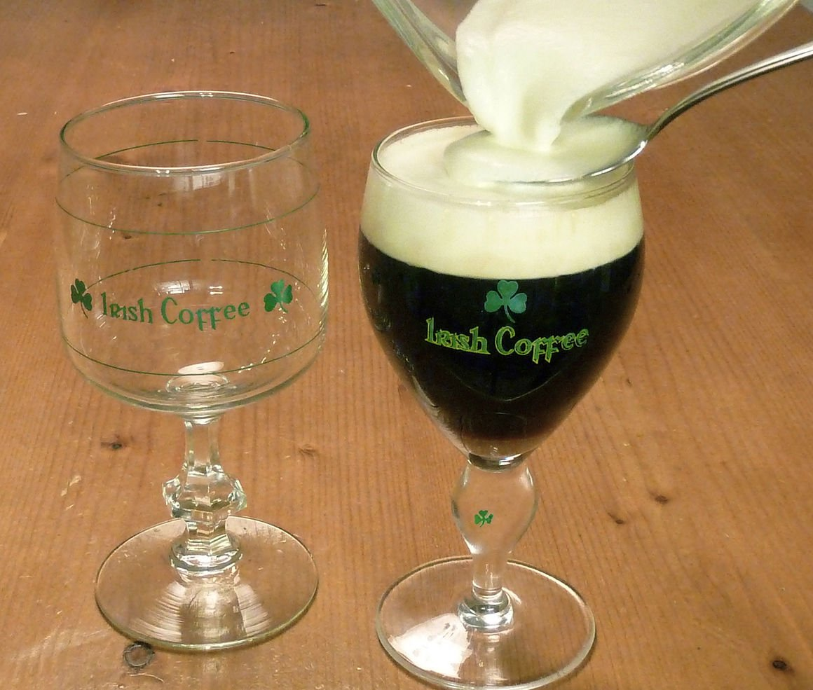 Happy Irish Coffee Day