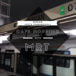 Surian Station MRT Cafe hopping