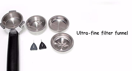 Gustino ultra-fine filter funnel