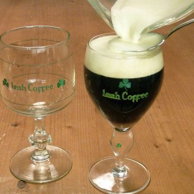 Irish Coffee Recipe 🍺 and Happy Irish Coffee Day