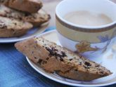 Chocolate and Rosemary Biscotti Recipe for Your Coffee ?