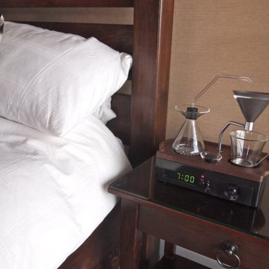 Alarm Clock and Coffee Brewer- The Barisieur