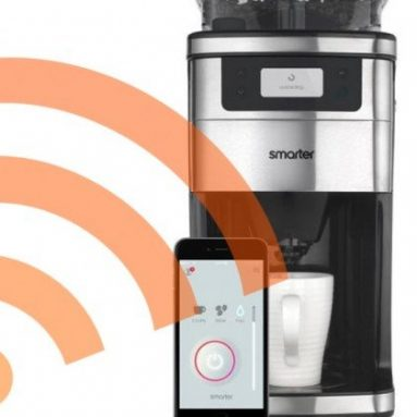 Smarter Coffee Maker For Your Life