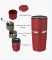 All-In-One Coffee Maker Is Pour Over On-The-Go
