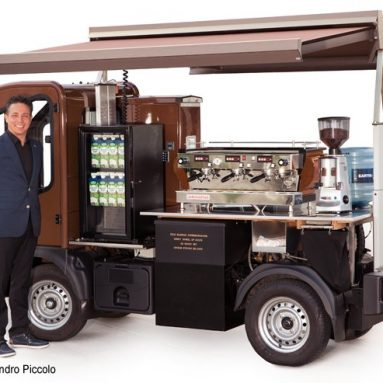 8 Designs of Mobile Cafe That Blow Your Mind 🤩