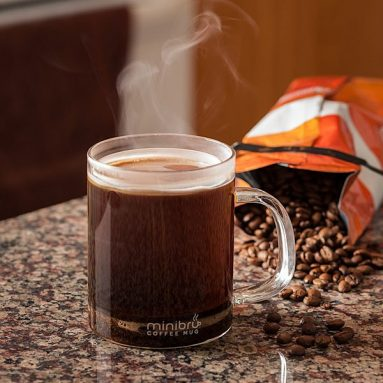 Minibru Coffee Press Mug Replace Your French Press